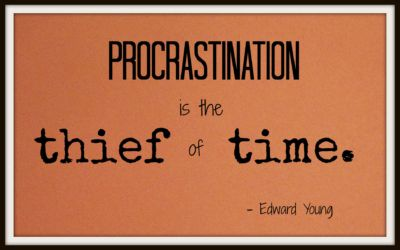 ​How to Overcome Procrastination